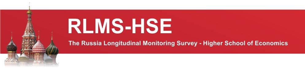 Russia Longitudinal Monitoring Survey of HSE